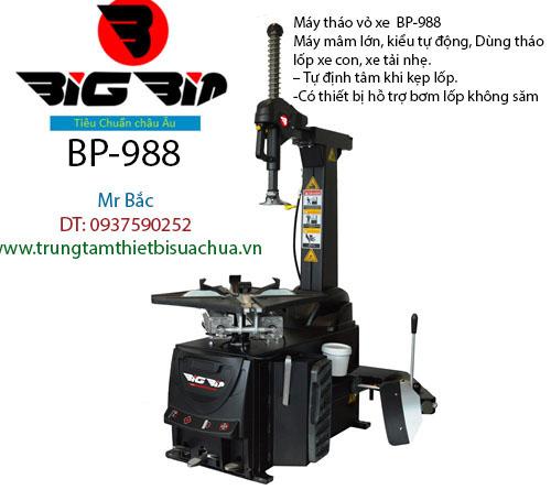 Máy tháo vỏ xe BIG BIN BP-988
