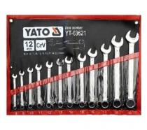 bộ cơ lê vòng miệng YT-03621 yato